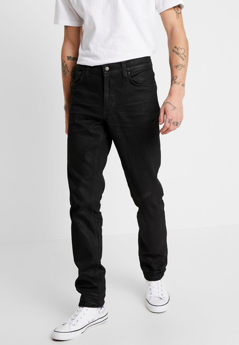 Nudie Jeans - LEAN DEAN - Slim fit jeans - black minded