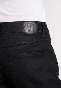 Nudie Jeans - LEAN DEAN - Slim fit jeans - black minded - 4