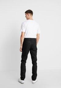 Nudie Jeans - LEAN DEAN - Slim fit jeans - black minded - 2