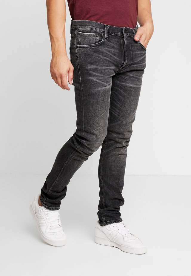 LEAN DEAN - Jeansy Slim Fit - midnight selvage
