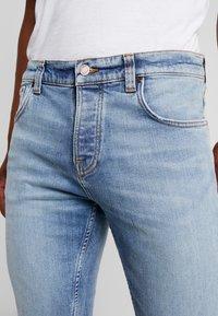 Nudie Jeans - GRIM TIM - Slim fit jeans - crispy stone - 4