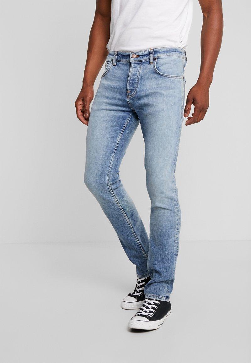 Nudie Jeans - GRIM TIM - Slim fit jeans - crispy stone
