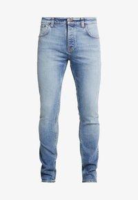 Nudie Jeans - GRIM TIM - Slim fit jeans - crispy stone - 3