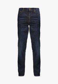 Nudie Jeans - STEADY EDDIE  - Straight leg -farkut - dark crush - 3