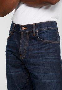 Nudie Jeans - STEADY EDDIE  - Straight leg -farkut - dark crush - 4