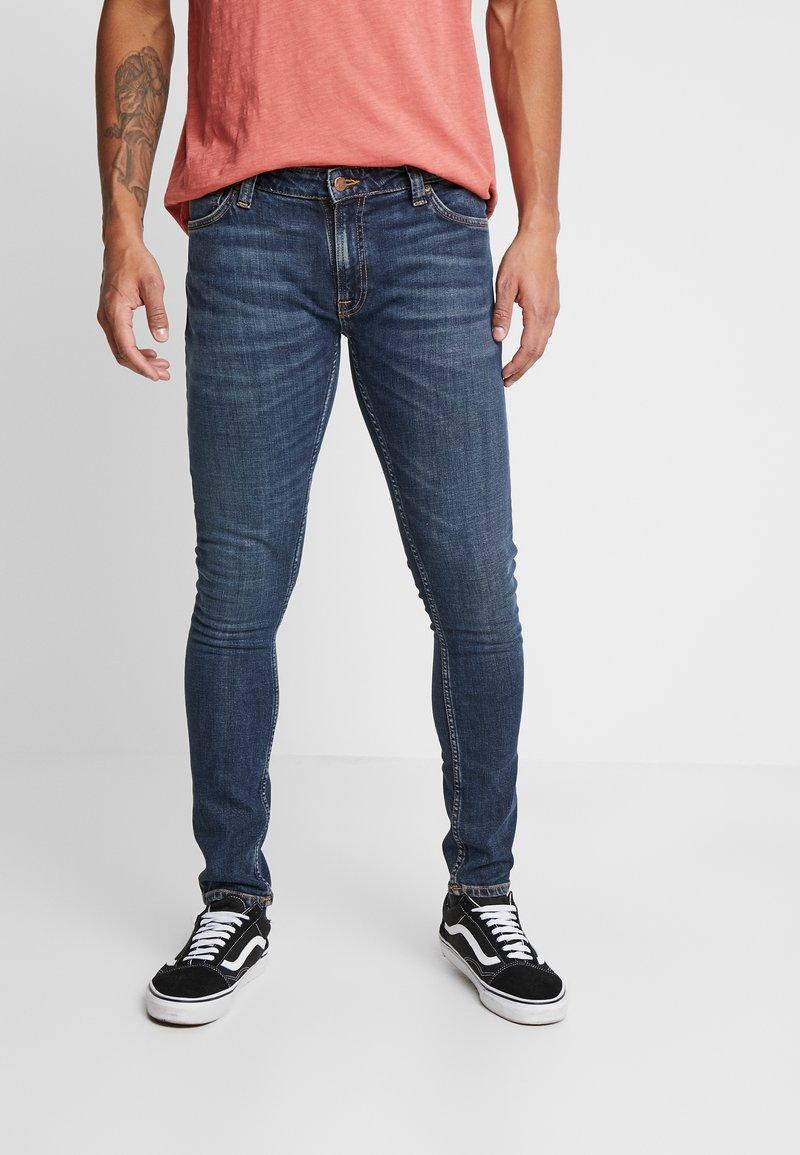 Nudie Jeans - SKINNY LIN - Skinny-Farkut - west coast worn