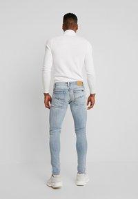 Nudie Jeans - SKINNY LIN - Skinny-Farkut - indigo - 2