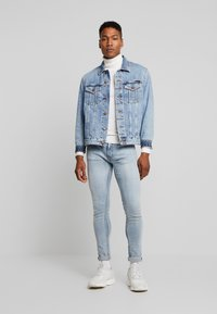 Nudie Jeans - SKINNY LIN - Skinny-Farkut - indigo - 1