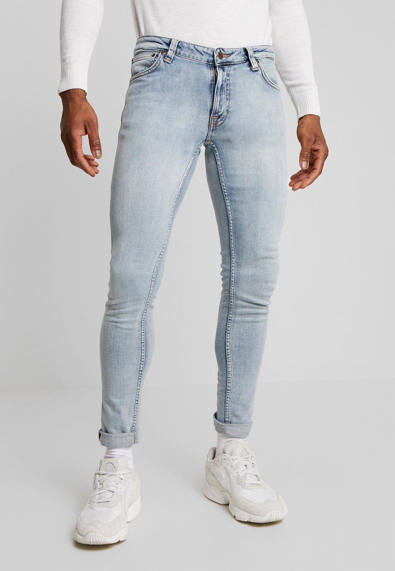 Nudie Jeans - SKINNY LIN - Skinny-Farkut - indigo