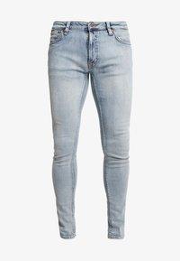 Nudie Jeans - SKINNY LIN - Skinny-Farkut - indigo - 4