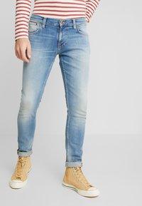 Nudie Jeans - TIGHT TERRY - Slim fit -farkut - summer dust - 0