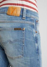 Nudie Jeans - TIGHT TERRY - Slim fit -farkut - summer dust - 5