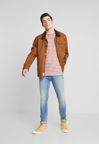 Nudie Jeans - TIGHT TERRY - Slim fit -farkut - summer dust - 1