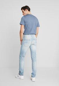 Nudie Jeans - LEAN DEAN - Slim fit -farkut - faded meadow - 2