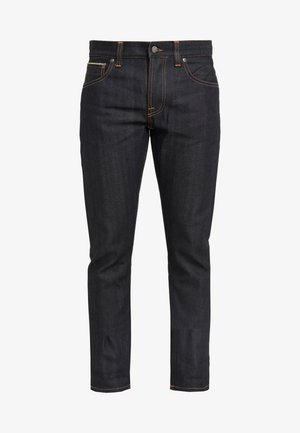 GRIM TIM - Slim fit jeans - dry deep selvage