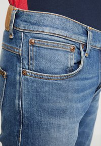 Nudie Jeans - GRIM TIM - Slim fit -farkut - pale shelter - 3