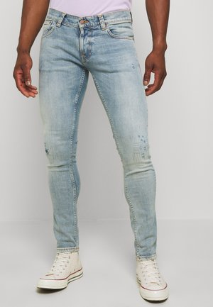 TIGHT TERRY - Jeansy Skinny Fit - electric ocean