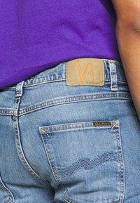 Nudie Jeans - LEAN DEAN - Slim fit jeans - blue denim - 4