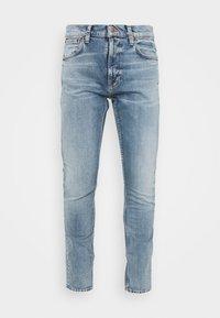 Nudie Jeans - LEAN DEAN - Slim fit jeans - blue denim - 3