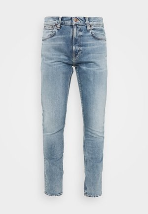 LEAN DEAN - Slim fit jeans - blue denim