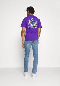Nudie Jeans - LEAN DEAN - Slim fit jeans - blue denim - 2
