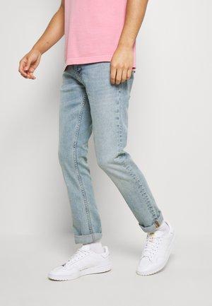 GRIM TIM - Slim fit jeans - indigo waves
