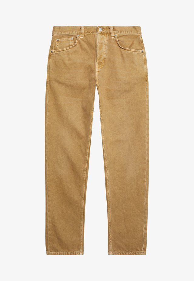 STEADY EDDIE II - Jeans Straight Leg - desert worn