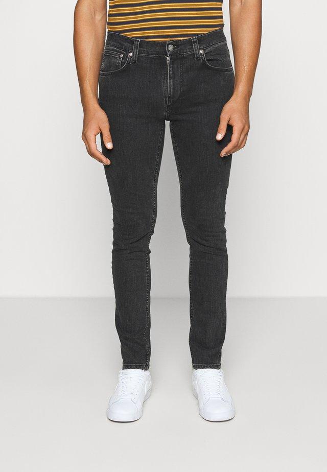 LEAN DEAN - Slim fit jeans - grey stardust