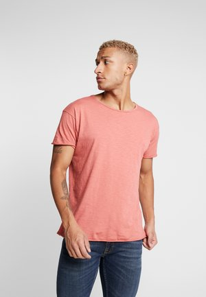 ROGER - T-shirt basic - dusty red