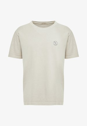 UNO - Basic T-shirt - beige