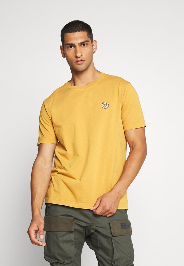 UNO - T-shirt basic - amber