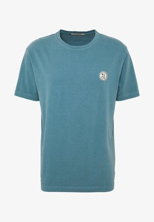 UNO - Basic T-shirt - petrol blue