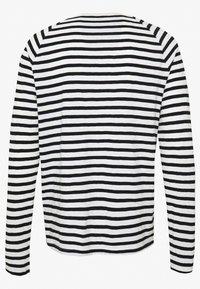 Nudie Jeans - Pitkähihainen paita - black - 1