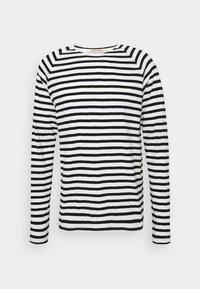 Nudie Jeans - Pitkähihainen paita - black - 0
