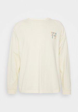 BODIE - Pitkähihainen paita - dusty white