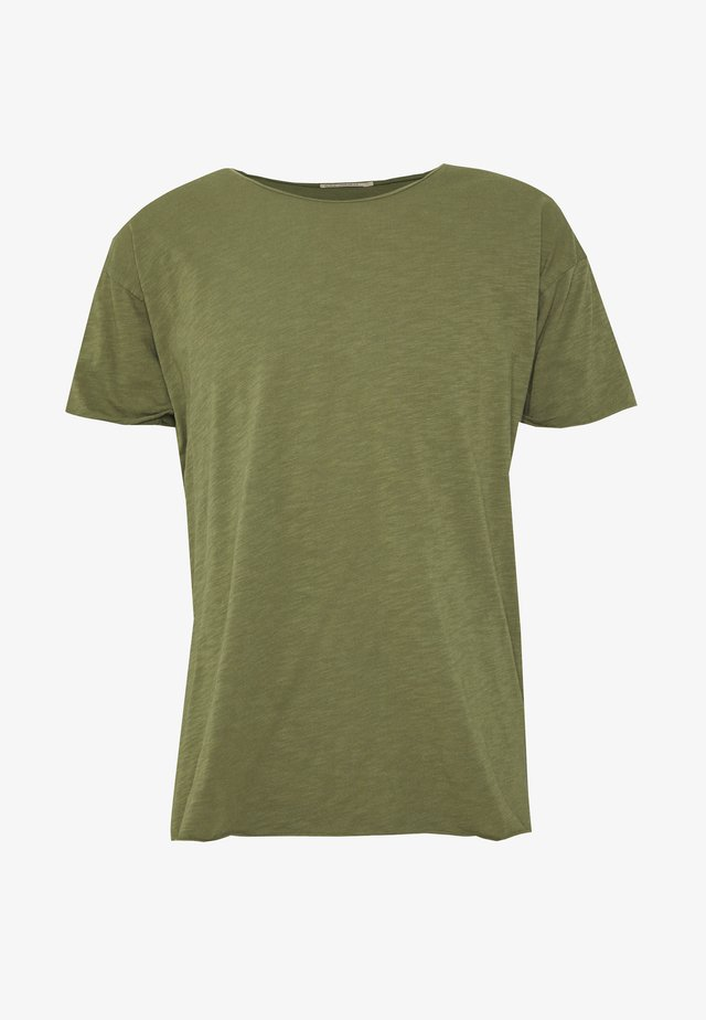 ROGER - T-Shirt basic - green