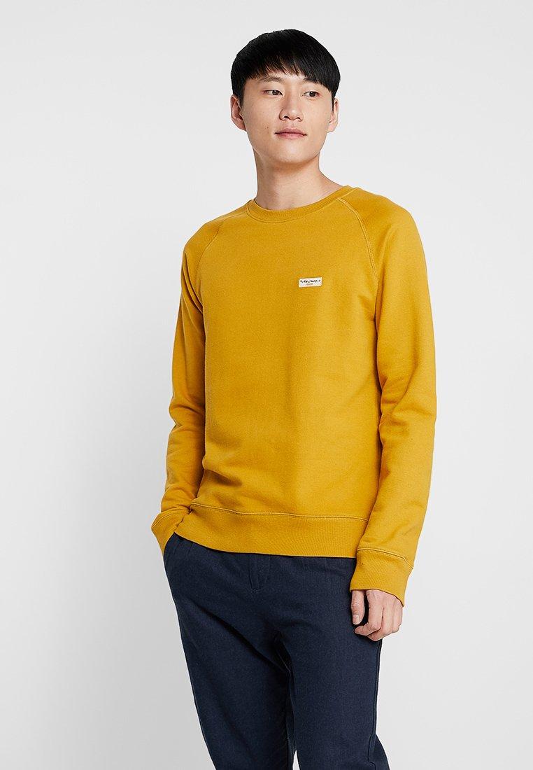 Nudie Jeans - SAMUEL - Sweatshirt - turmeric