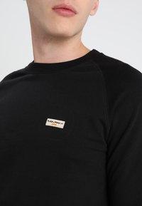 Nudie Jeans - SAMUEL - Sweatshirt - black - 4
