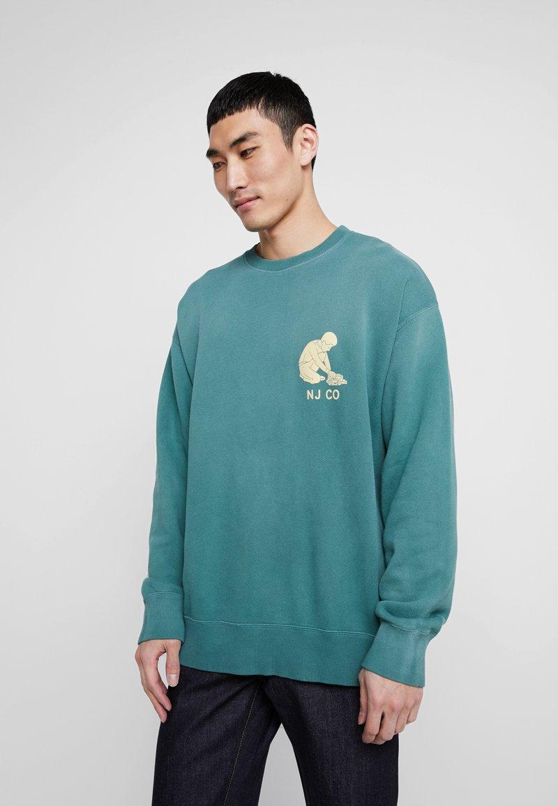 Nudie Jeans - LUKAS - Sweater - kattegatt