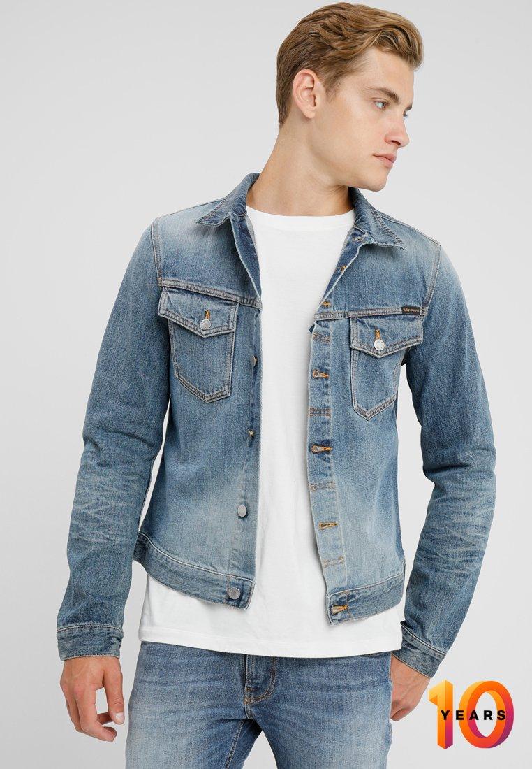 Nudie Jeans - KENNY - Denim jacket - worn