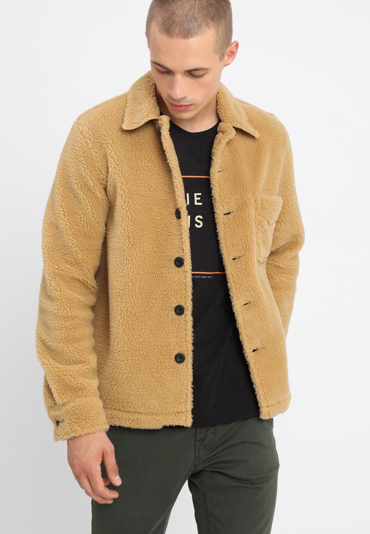 Nudie Jeans - STEN - Leichte Jacke - beige