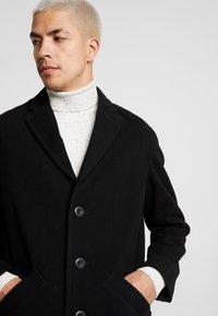 Nudie Jeans - RUBEN - Zimní kabát - black - 4