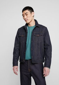 Nudie Jeans - JERRY - Denim jacket - dry ring - 0