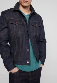Nudie Jeans - JERRY - Denim jacket - dry ring - 5