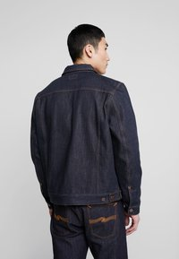 Nudie Jeans - JERRY - Farkkutakki - dry ring - 2