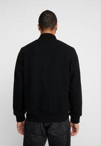 Nudie Jeans - BENGAN - Bomberjacks - black - 2