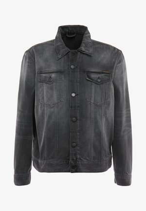 JERRY - Veste en jean - black midnight