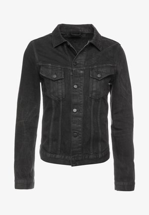 BILLY - Denim jacket - dark onyx