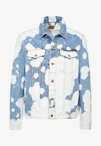 Nudie Jeans - JERRY - Džínová bunda - tye dye - 5