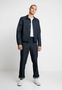 Nudie Jeans - VINNY - Džínová bunda - dry classic slub - 1
